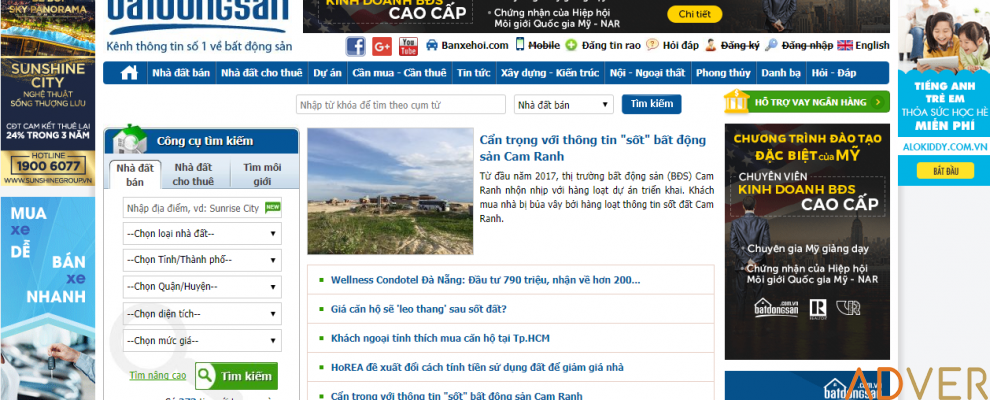 Top 5 trang web bất động sản uy tín, chuyên nghiệp của Việt Nam ...